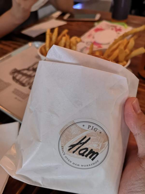 brickovenham08 新竹-柴窯火腿製造所 真材實料健康沒有添加物 好吃的漢堡