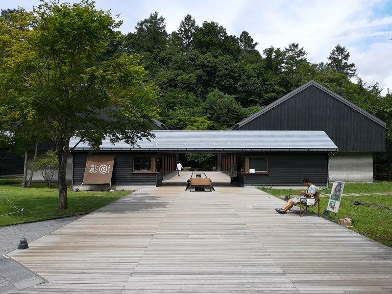 karuizawafood0106 Karuizawa-中輕井澤星野地區 榆樹街小鎮/高原教堂/石之教堂 品一口綠意的優閒雅致