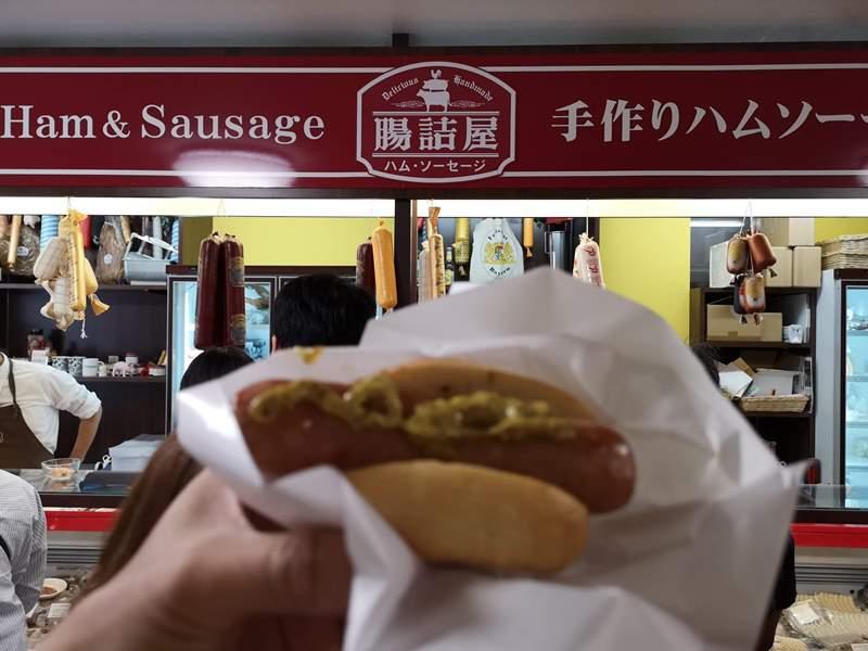karuizawast17 Karuizawa-舊輕井澤銀座通 必買伴手禮沢屋果醬&必吃噴水香腸腸詰屋