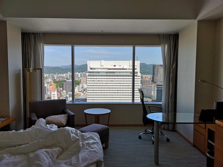 sheratonhiroshima22 Hiroshima-Sheraton Hotel Hiroshima廣島喜來登 廣島站直結