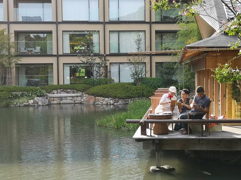 fourseasonskyoto66 Kyoto-Four Seasons Kyoto日式優雅 充分展現京都之美的京都四季酒店
