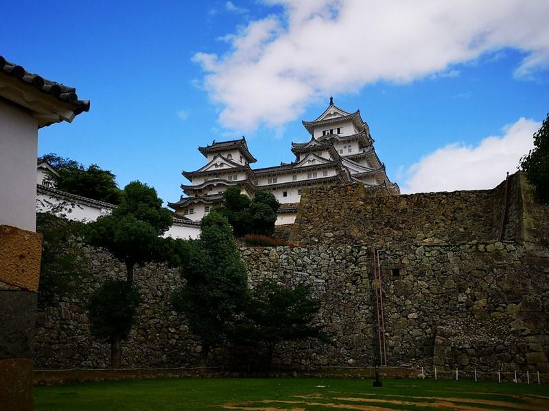 himeji08 Himeji-姬路城 絕美白鷺城 世界文化遺產