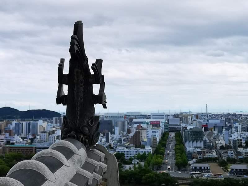 himeji18 Himeji-姬路城 絕美白鷺城 世界文化遺產