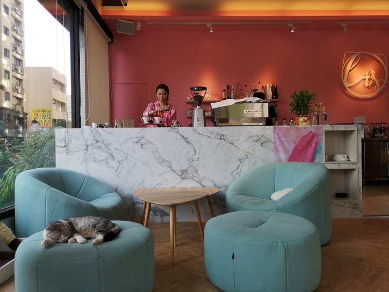 liscafe09 桃園-Li's 俐思咖啡 滿滿粉紅泡泡的北歐風咖啡管 手沖推廣台灣豆 好喝