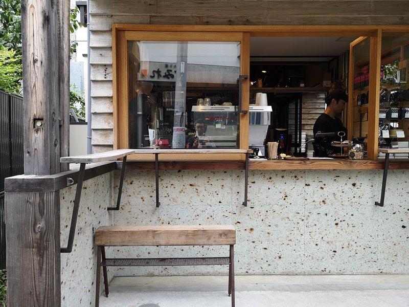onibuscoffee05 Nakameguro-Onibus Coffee中目黑的老屋咖啡館 伴隨電車聲響的咖啡香