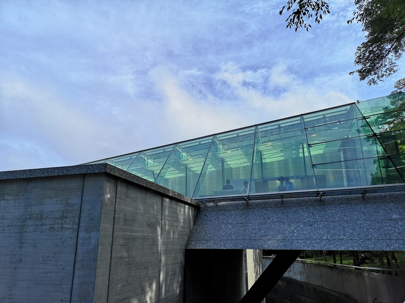 polamuseum23 Hakone-箱根Pola Museum of Art森林中的綠寶石 自然與人文兼具的美術館