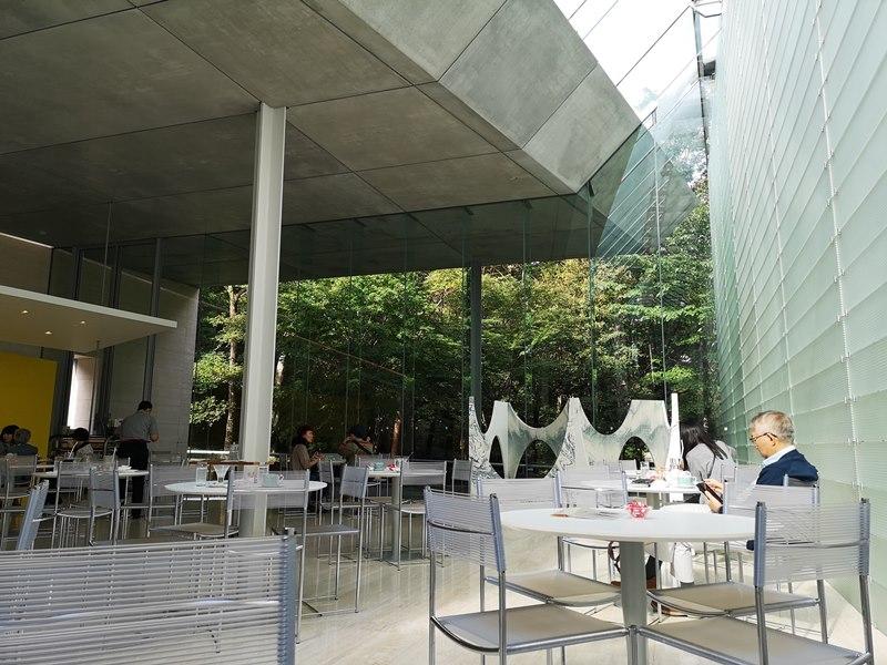 polamuseum37 Hakone-箱根Pola Museum of Art森林中的綠寶石 自然與人文兼具的美術館