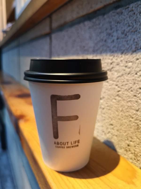 aboutlife11 Shibuya-About Life Coffee Brewers站著也要喝的 澀谷小巧人氣咖啡BAR