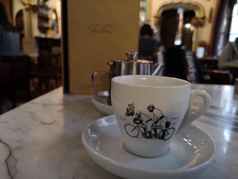 bcn4cats13 Barcelona-巴塞隆納四隻貓咖啡 Els Quatre Gats感受藝文風情的咖啡館
