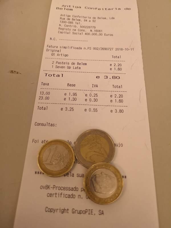 belemeggtart18 Lisboa-貝倫蛋塔 里斯本必吃蛋塔創始店 Casa Pasteis De Belem外酥內香醇軟嫩好好吃