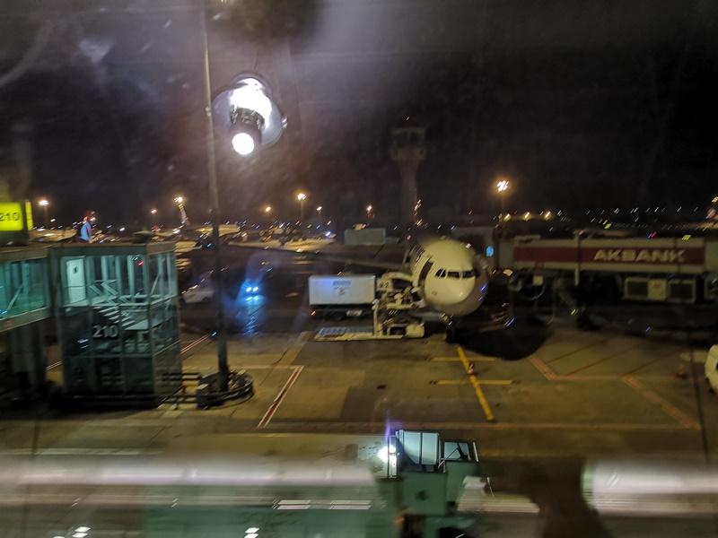 flytk025380149 201810台北伊斯坦堡巴塞隆納 TK025商務艙飛行