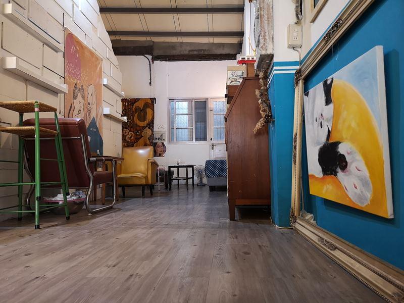 smalloldhouse04 桃園-小間.日常 小小藝文空間...可愛咖啡館