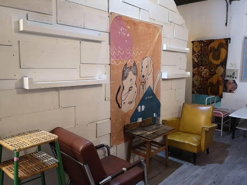 smalloldhouse13 桃園-小間.日常 小小藝文空間...可愛咖啡館