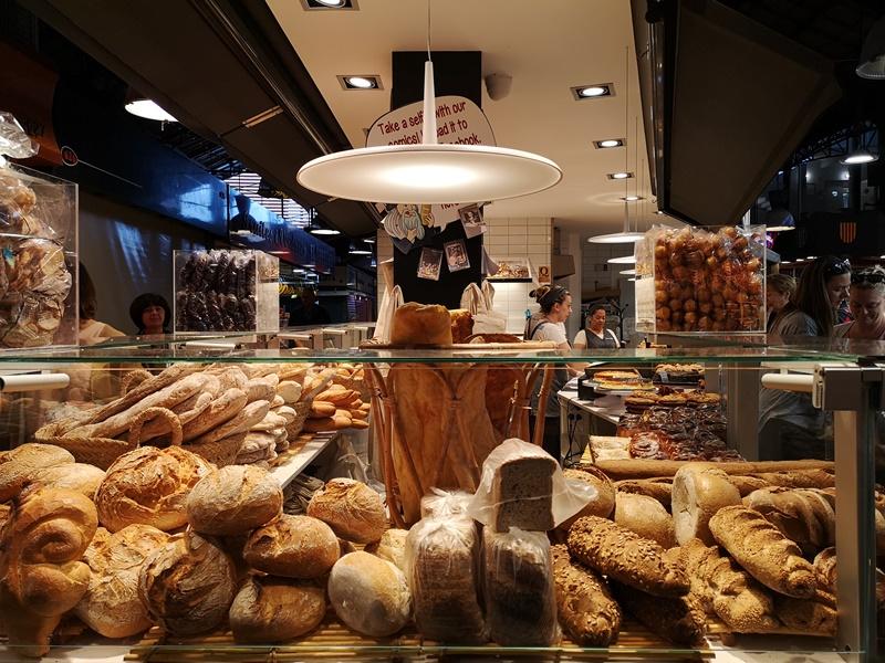 MERCATDE-LABOQUERIA13 Barcelona-Mercat de la Boqueria巴塞隆納傳統市集好吃好拍