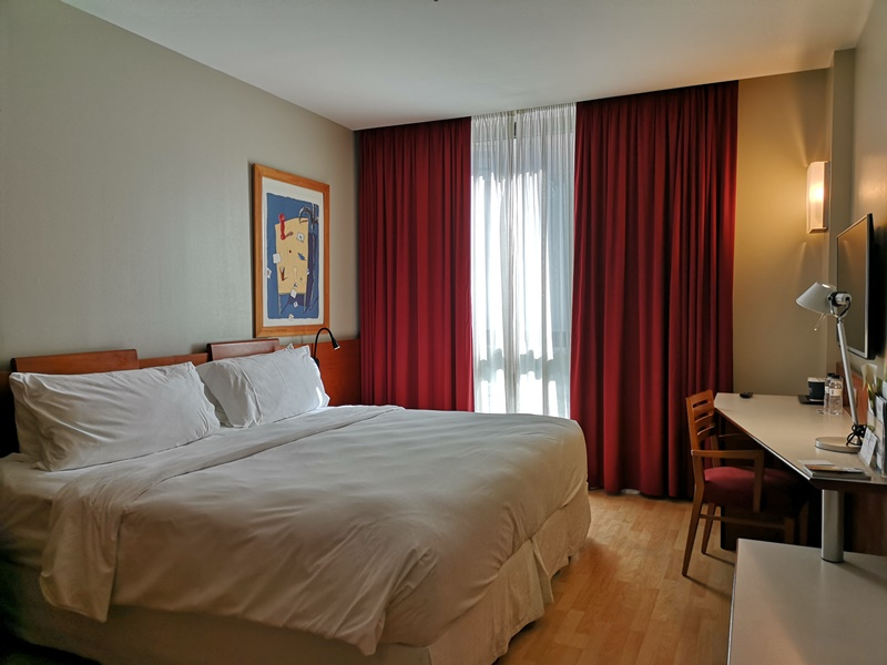 bcn4P15 Barcelona-巴塞隆納Four Points by Sheraton Barcelona Diagonal簡單商務的福朋