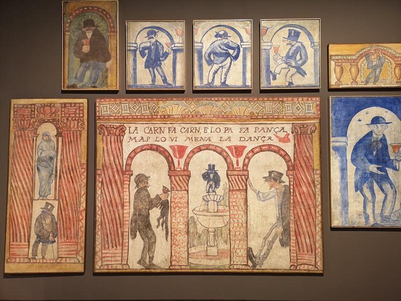 catalunyamuseum18 Barcelona-巴塞隆納的藝文之旅 加泰隆尼亞國家藝術博物館