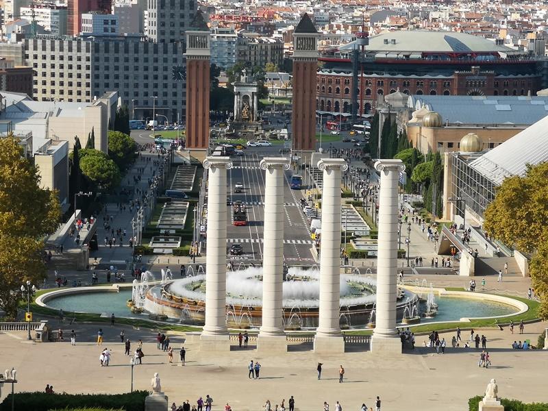 catalunyamuseum37 Barcelona-巴塞隆納的藝文之旅 加泰隆尼亞國家藝術博物館