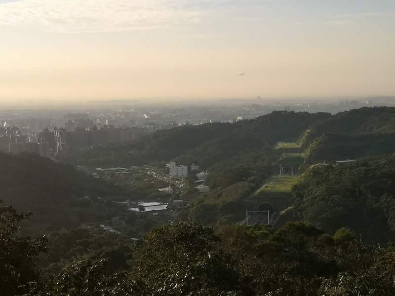 goatpath10 蘆竹-羊稠步道 秋高氣爽散步看高鐵賞落日
