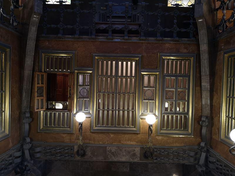 guellhouse14 Barcelona-巴塞隆納世界文化遺產  高第建築奎爾宮