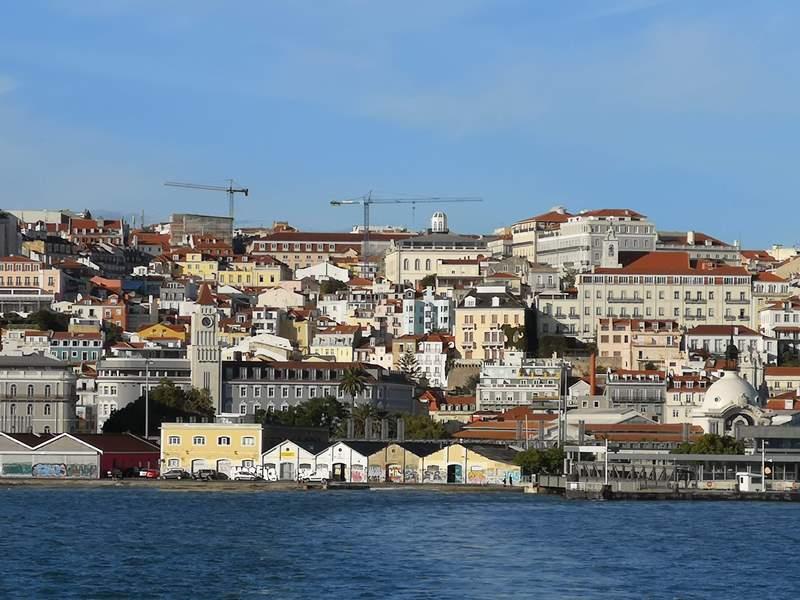 lisbonjesus07 Lisboa-里斯本大耶穌 視野遼闊眺望里斯本市區 欣賞4月25日大橋的好角度