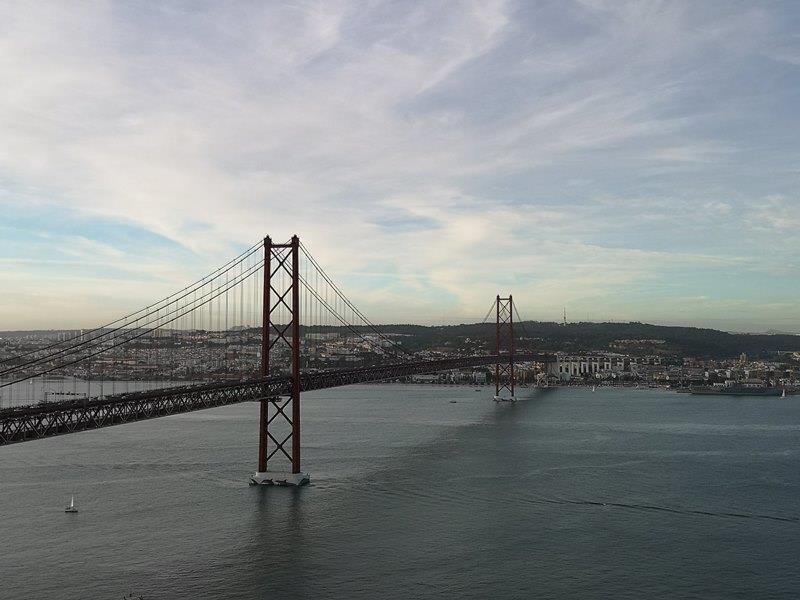 lisbonjesus20 Lisboa-里斯本大耶穌 視野遼闊眺望里斯本市區 欣賞4月25日大橋的好角度
