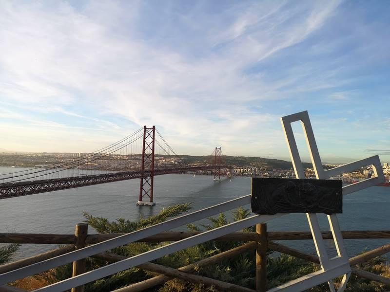 lisbonjesus22 Lisboa-里斯本大耶穌 視野遼闊眺望里斯本市區 欣賞4月25日大橋的好角度