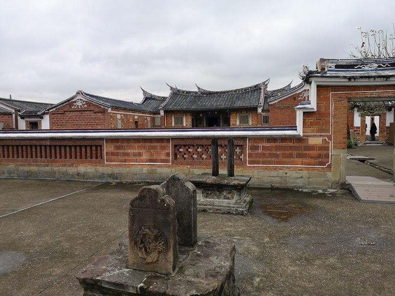 litangfeng08 大溪-李騰芳古宅 桃園唯一國定古蹟 清幽的環境寯永的建築設計