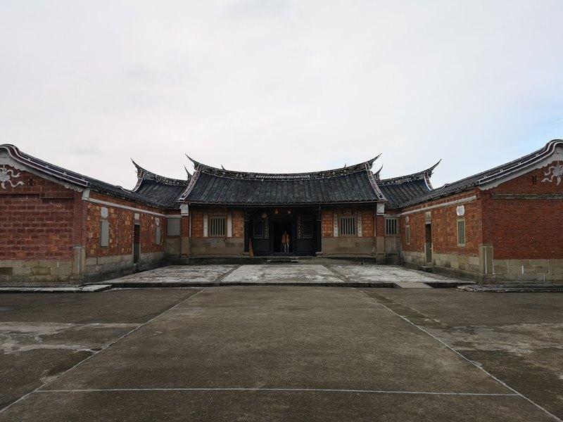 litangfeng14 大溪-李騰芳古宅 桃園唯一國定古蹟 清幽的環境寯永的建築設計