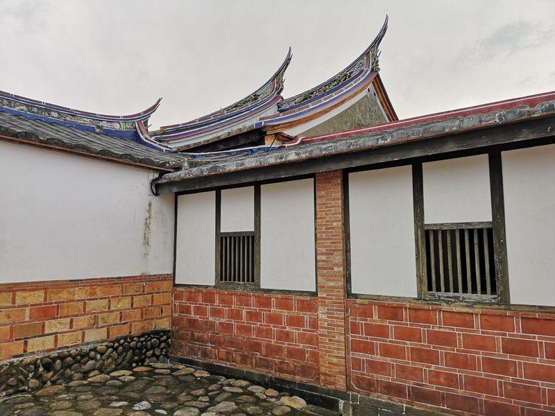 litangfeng29 大溪-李騰芳古宅 桃園唯一國定古蹟 清幽的環境寯永的建築設計