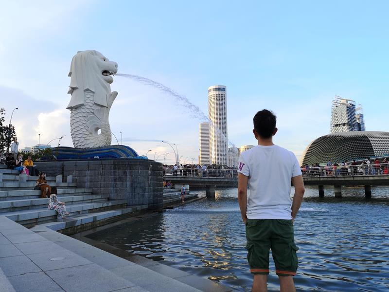 merlion05 Singapore-追尋魚尾獅Merlion 新加坡地標人氣高高高