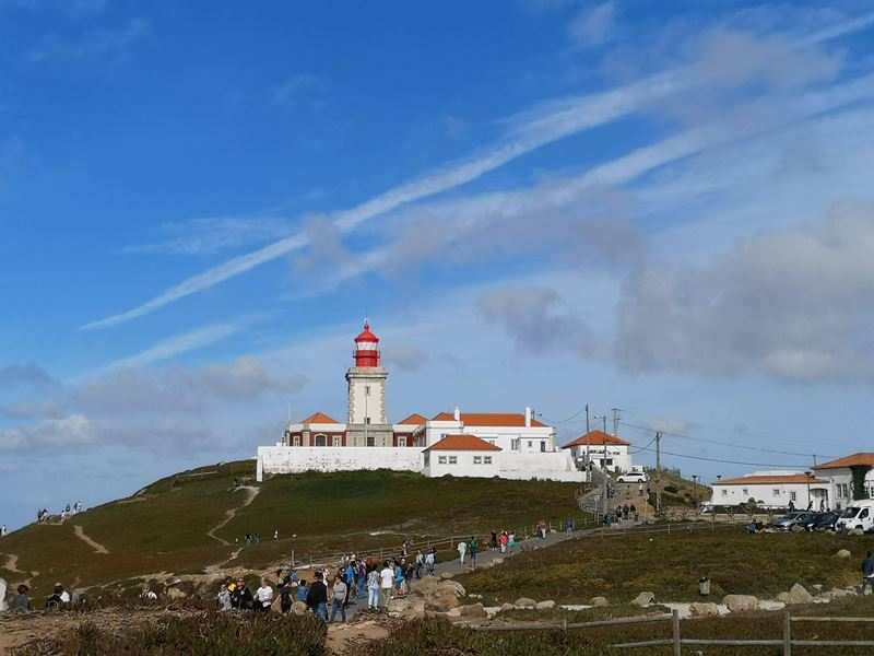 rocacape04 Lisboa-羅卡角Roca Cape歐洲大陸最西端 眺望大西洋 想像航海時代乘風而去的英雄