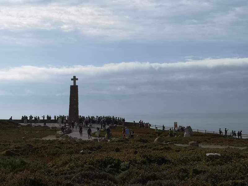 rocacape08 Lisboa-羅卡角Roca Cape歐洲大陸最西端 眺望大西洋 想像航海時代乘風而去的英雄