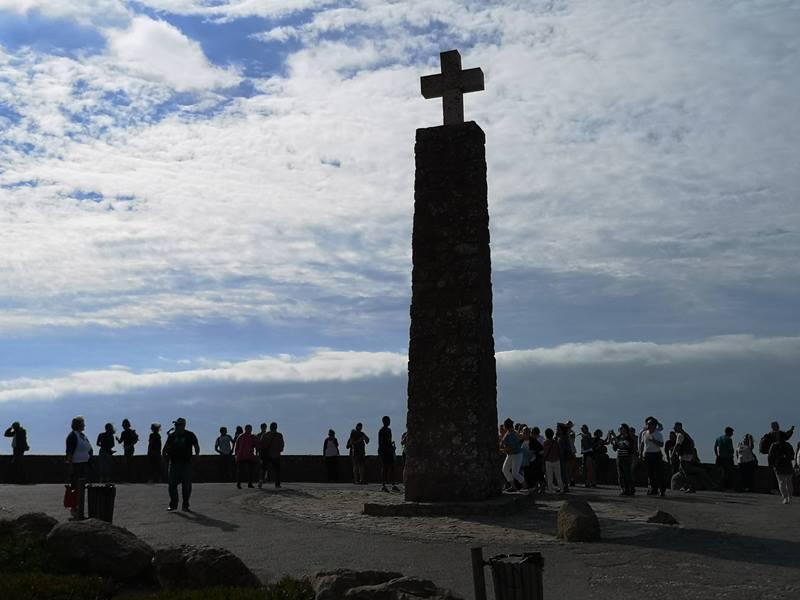 rocacape10 Lisboa-羅卡角Roca Cape歐洲大陸最西端 眺望大西洋 想像航海時代乘風而去的英雄