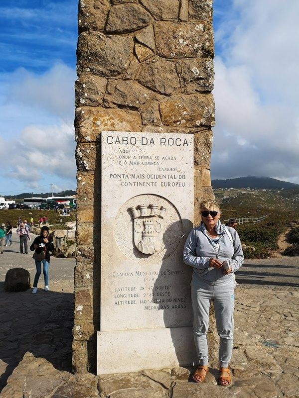rocacape12 Lisboa-羅卡角Roca Cape歐洲大陸最西端 眺望大西洋 想像航海時代乘風而去的英雄
