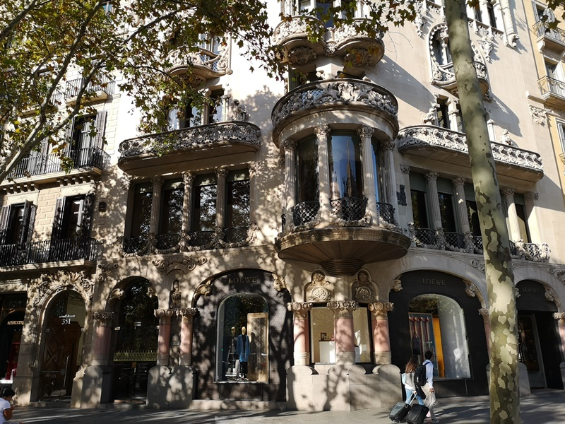 batllo2 Barcelona-巴塞隆納世界文化遺產 高第建築  巴特略之家/文森之家