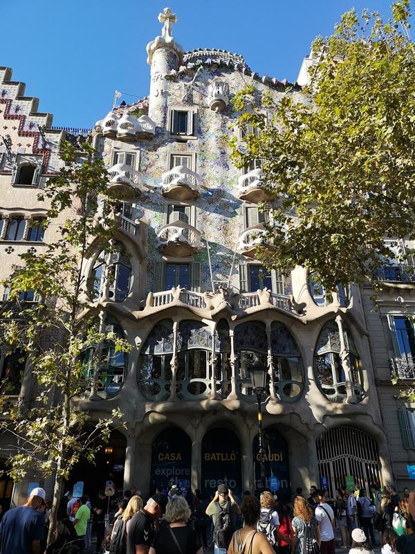 batllo3 Barcelona-巴塞隆納世界文化遺產 高第建築  巴特略之家/文森之家
