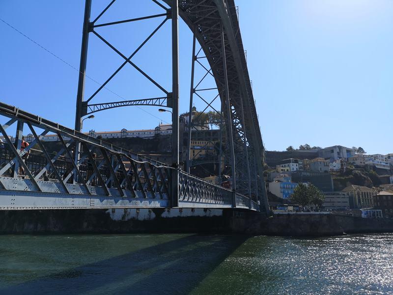 luiz1bridge23 Porto-歐洲第一名的觀光城市波多 Douro河岸風光綺麗 路易一世鐵橋壯觀