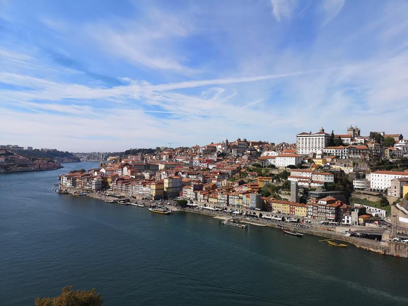 luiz1bridge45 Porto-歐洲第一名的觀光城市波多 Douro河岸風光綺麗 路易一世鐵橋壯觀