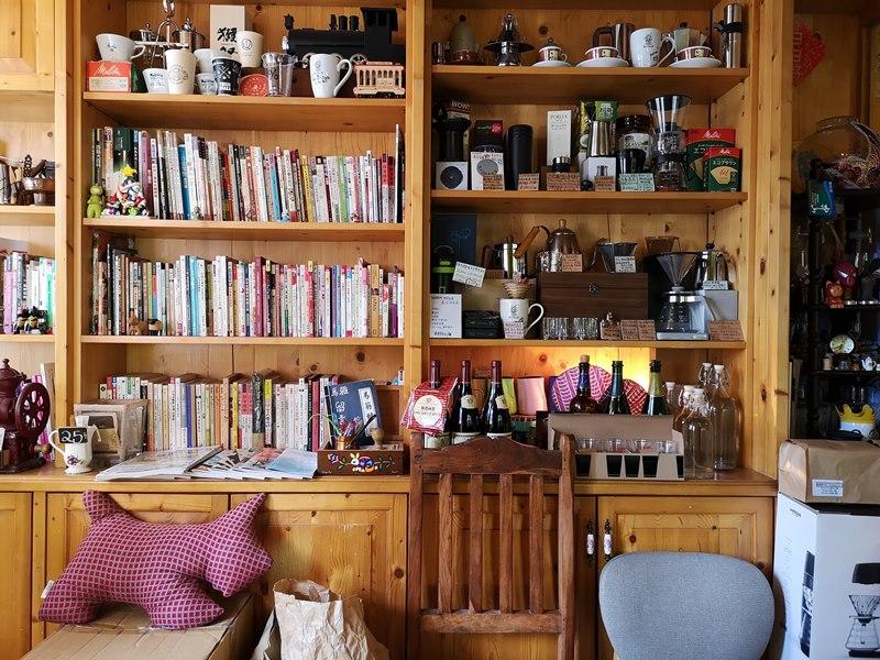 mayancafe03 新竹-馬雅咖啡 隱藏版小巧可愛的烘焙咖啡店