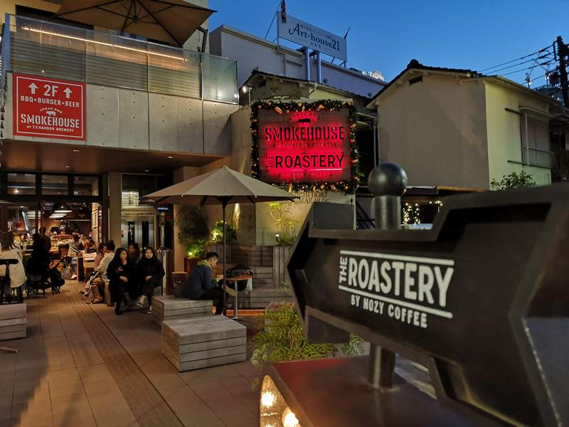 nozycoffee02 Harajuku-The Roastery by Nozy Coffee表參道旁 時尚香醇的咖啡館