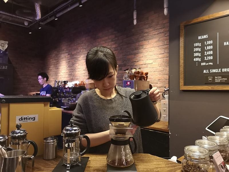nozycoffee17 Harajuku-The Roastery by Nozy Coffee表參道旁 時尚香醇的咖啡館