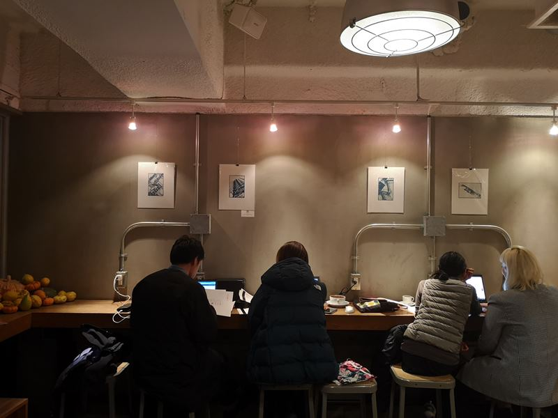 streamercoffee06 Shibuya-Streamer Coffee世界拉花冠軍在澀谷
