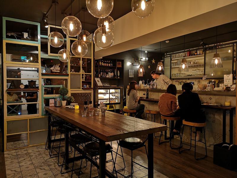 amdaily04 大安-AM Daily北科大旁環境優雅溫馨舒適 餐點好吃餐酒館