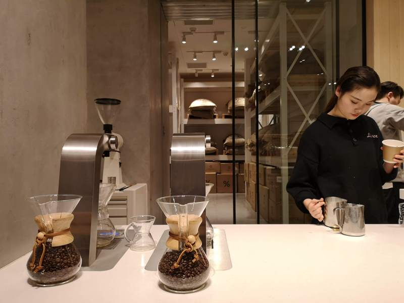 arabicacoffee07 Shanghai-%Arabica Coffee上海外灘烘焙坊 簡約風格給你一杯好咖啡