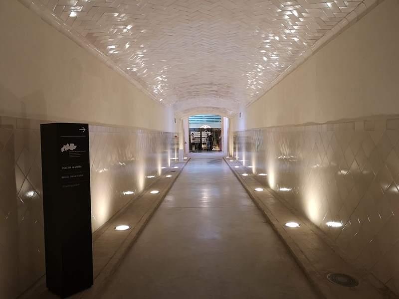 barcelonasantpau04 Barcelona-聖十字聖保羅醫院 巴塞隆納現在主義建築三傑之多明尼克...世界文化遺產