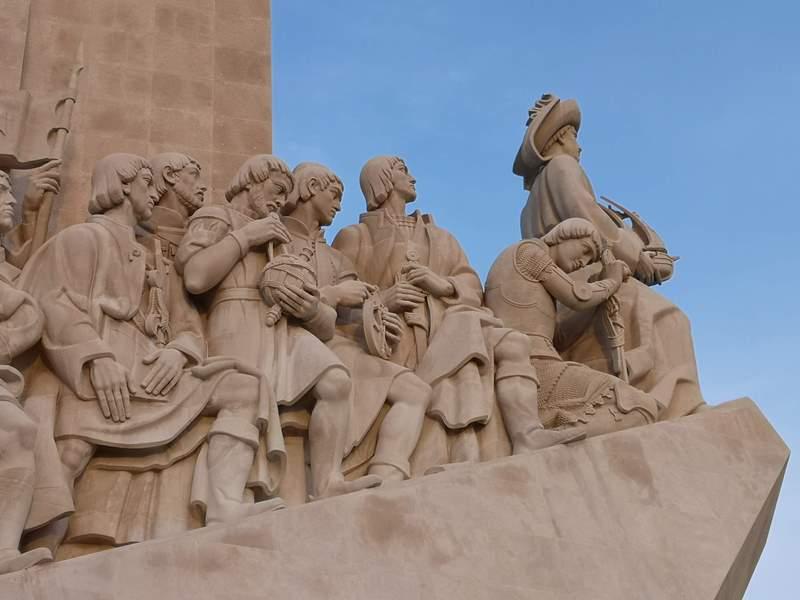 belemtowerr22 Lisboa-護衛里斯本的港區貝倫塔 世界文化遺產與湊熱鬧的發現者紀念碑