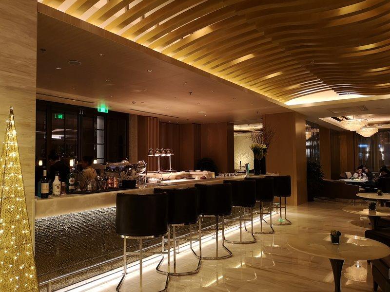 courtyardchangfeng05 Shanghai-上海蘇寧環球萬怡酒店 據說白金必升套房
