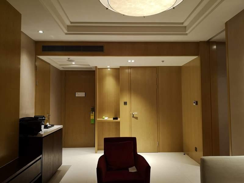 courtyardchangfeng13 Shanghai-上海蘇寧環球萬怡酒店 據說白金必升套房