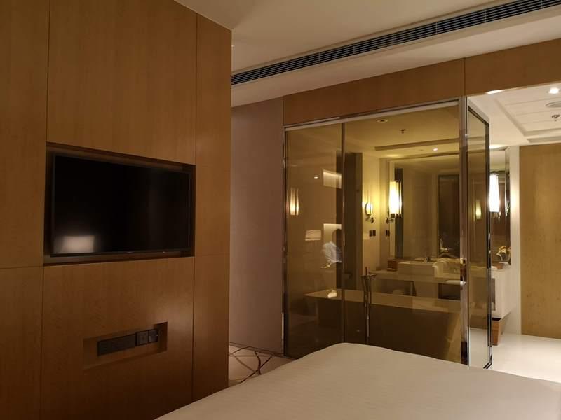 courtyardchangfeng15 Shanghai-上海蘇寧環球萬怡酒店 據說白金必升套房