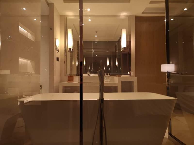 courtyardchangfeng23 Shanghai-上海蘇寧環球萬怡酒店 據說白金必升套房